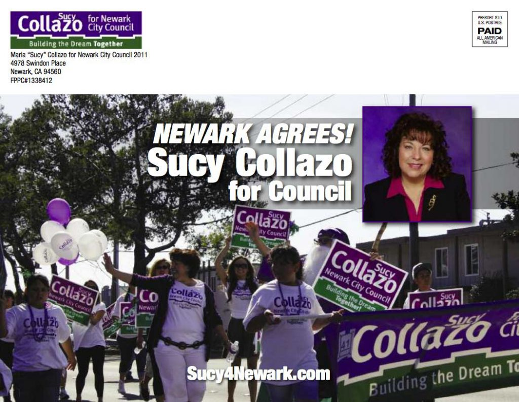 "Maria ""Sucy"" Collazo for Newark City Council"
